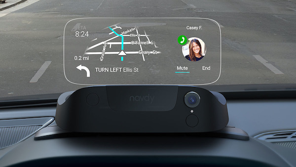 Navdy, the world's first augmented driving device, is now available at iStore in South Africa.